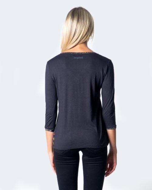 Desigual T-shirt manica lunga TS IDAHO 20WWTKA7 - 3