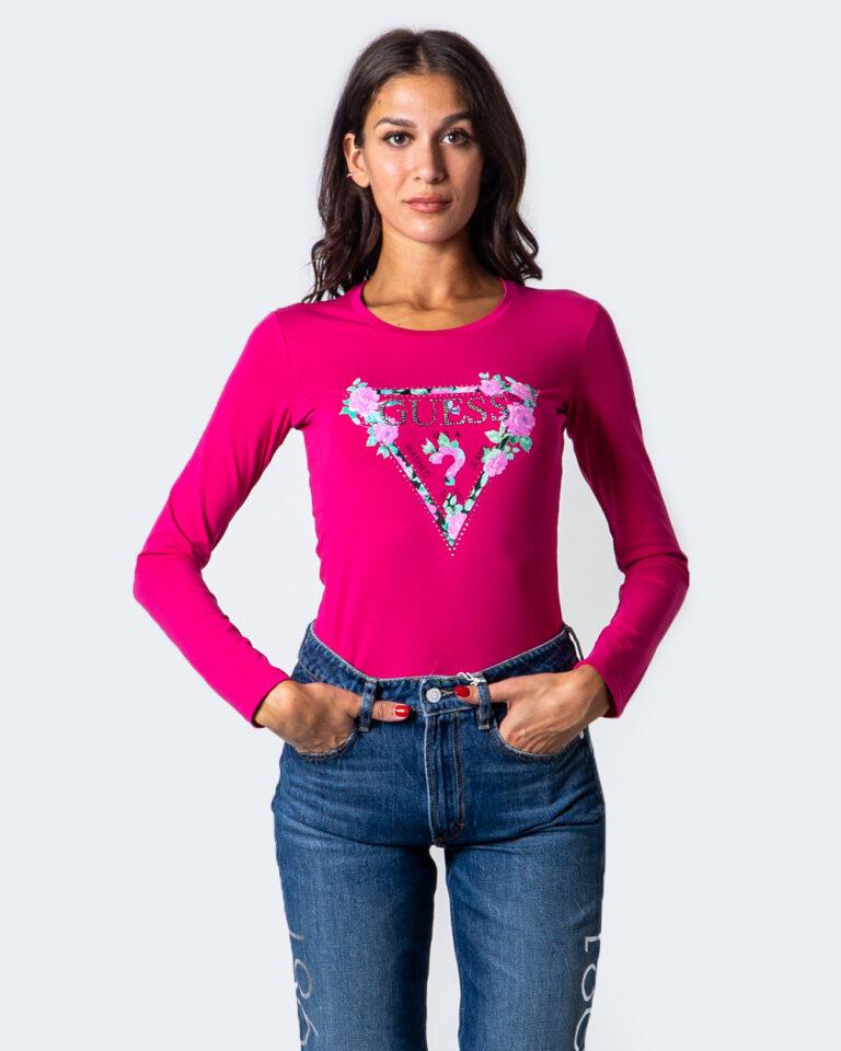 Guess T-shirt manica lunga VILMA TEE W0YI83J1300 - 1