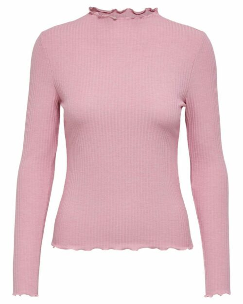 Only Maglione Emma High Neck Top Noos 15180040 - 1
