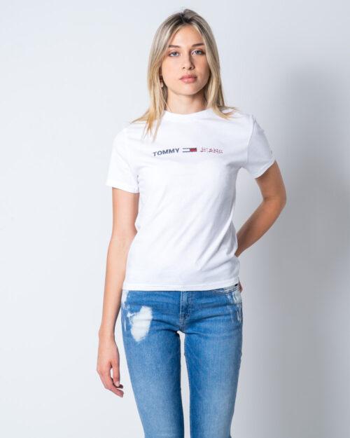 Tommy Hilfiger T-shirt AMERICANA LOGO TEE DM0DW08486 - 1