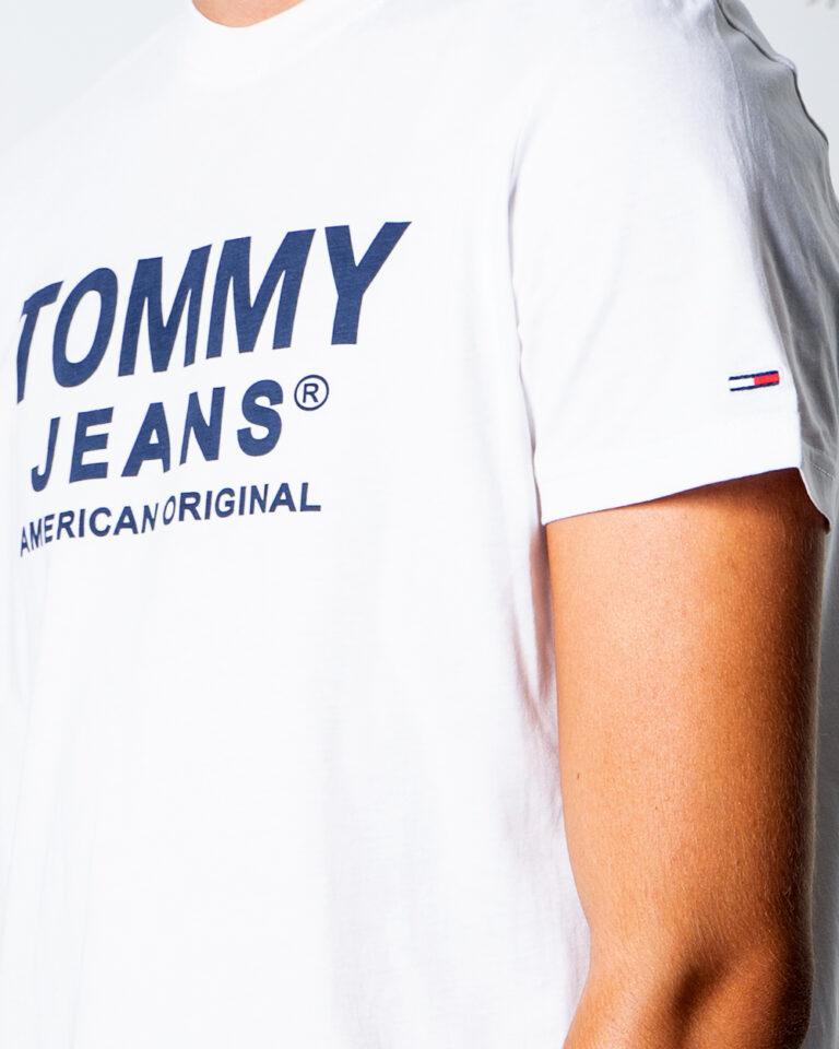 Tommy Hilfiger T-shirt ESSENTIAL FRONT LOGO TEE DM0DM08349 - 3