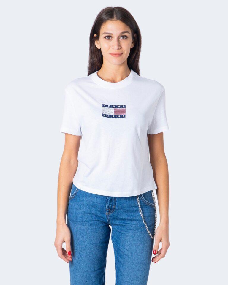 Tommy Hilfiger T-shirt Star Americana Flag Tee DW0DW08482 - 1