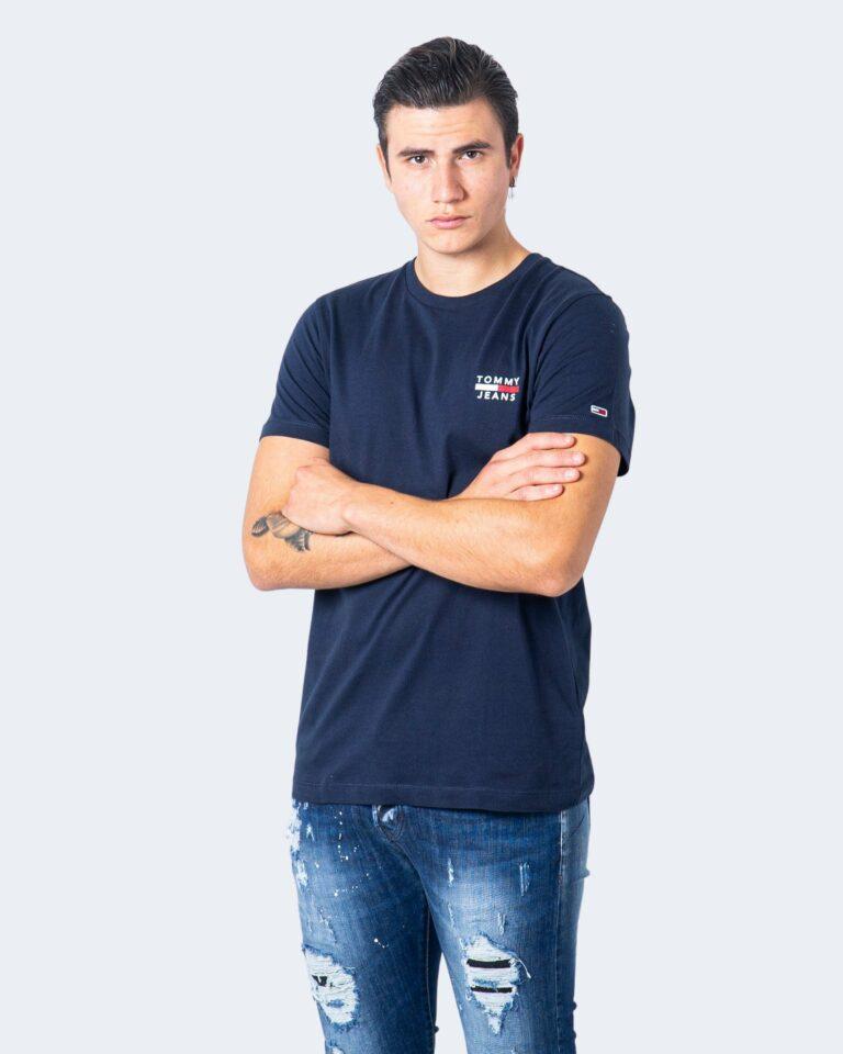 Tommy Hilfiger T-shirt CHEST LOGO TEE DM0DM07472 - 1