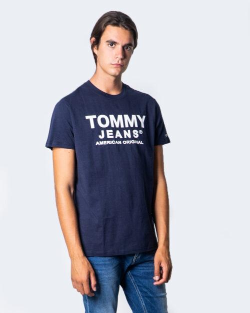 Tommy Hilfiger T-shirt ESSENTIAL FRONT LOGO TEE DM0DM08349 - 1