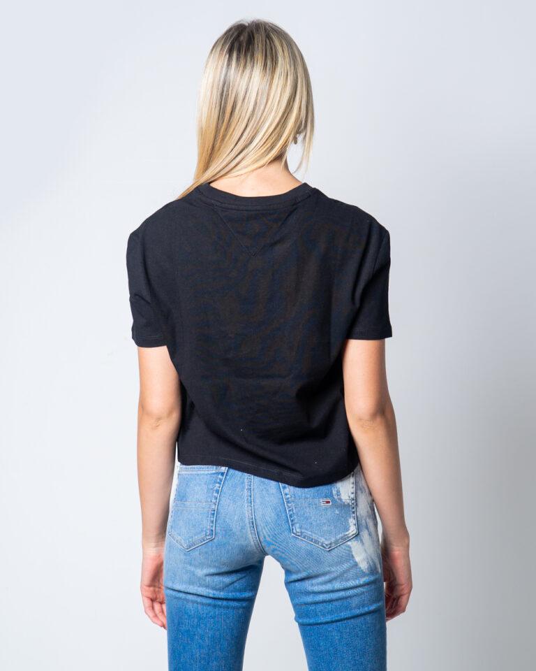 Tommy Hilfiger T-shirt FLORAL DETAIL TEE DW0DW08821 - 3