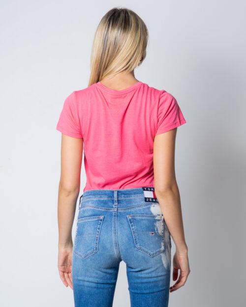 Tommy Hilfiger T-shirt ESSENTIAL LOGO TEE COLOR DW0DW08470 - 3