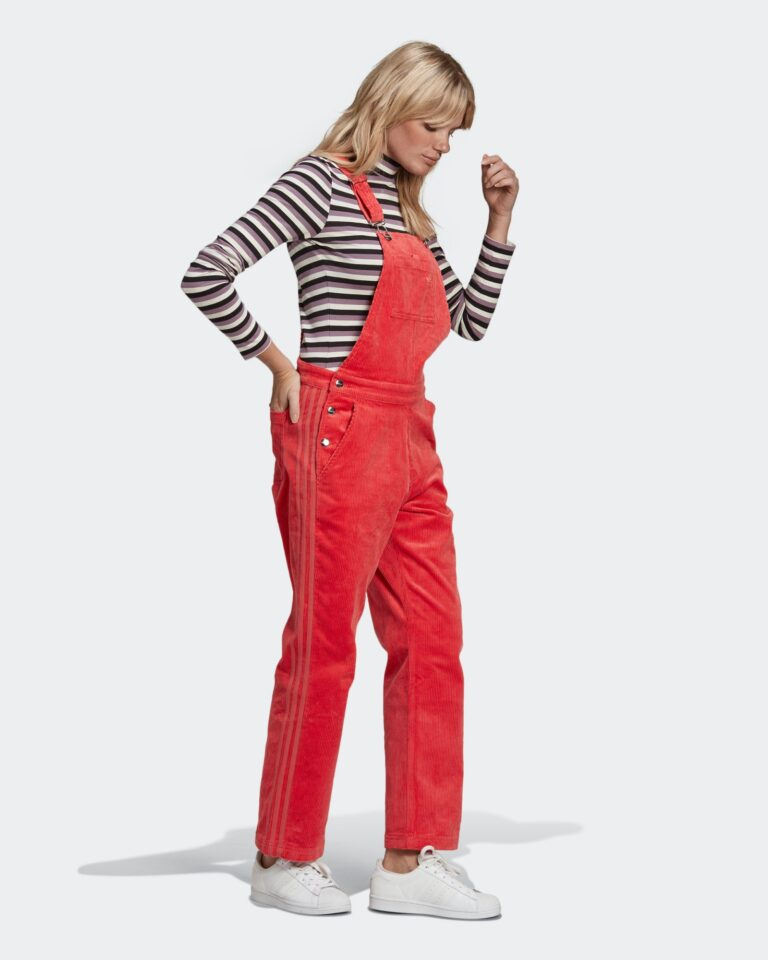 Adidas Salopette pantaloni Salopette Dungaree GU3001/GU3002 - 3