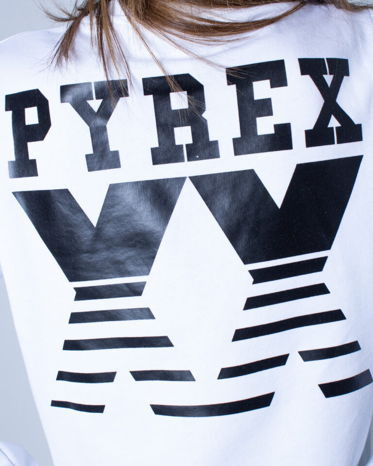 Pyrex Felpa senza cappuccio STAMPA LOGO PICCOLO 41088 - 3