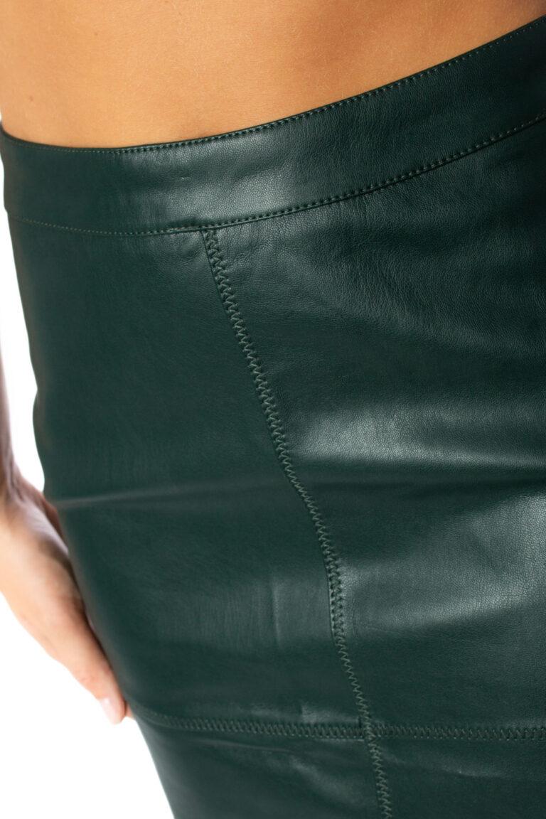Vila Clothes Longuette VIPEN NEW SKIRT 14033417 - 3