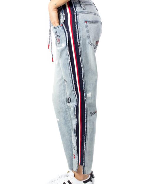 Desigual Jeans mom DENIM CLEMENTE  20SWDD07 - 2
