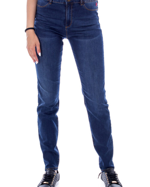 Desigual Jeans slim DENIM BASIC 2ND SKIN 19WWDD09 - 1