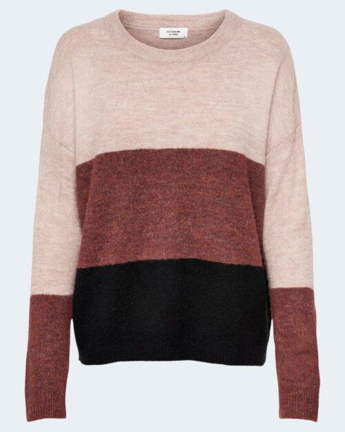 Jacqueline de Yong Maglione Elanora Stripe Pullover Knt Noos 15207830 - 1