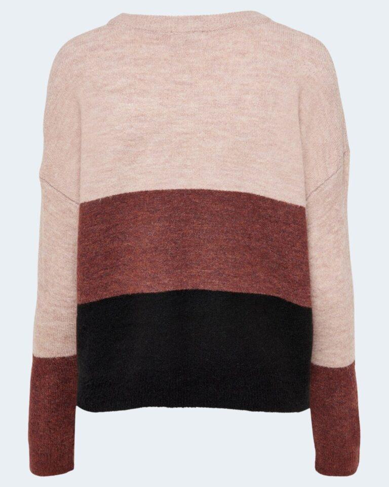 Jacqueline de Yong Maglione Elanora Stripe Pullover Knt Noos 15207830 - 2