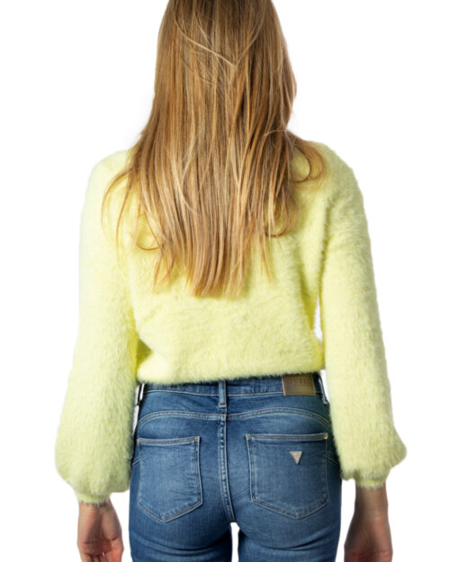 Only Maglione LOVER NEON L/S CROP PULLOVER EX KNT 15197376 - 2