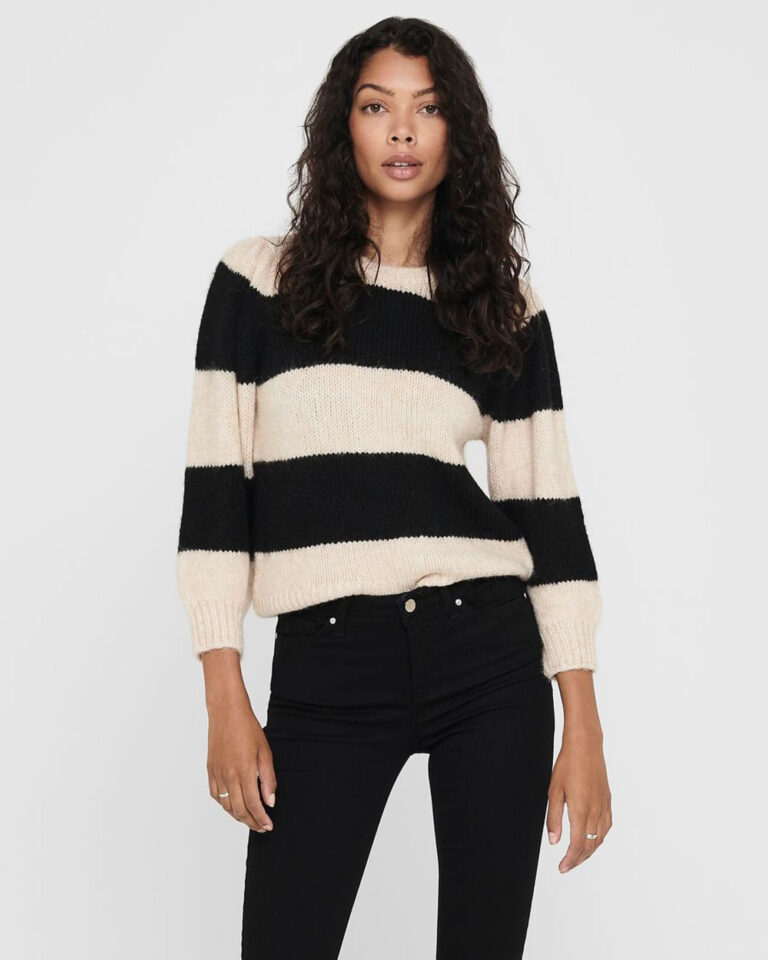 Only Maglione BENIN 3/4 PULLOVER 15210807 - 1