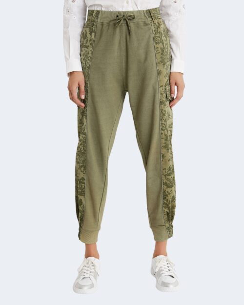 Desigual Pantaloni PANT MUMBAI 20WWPK01 - 1