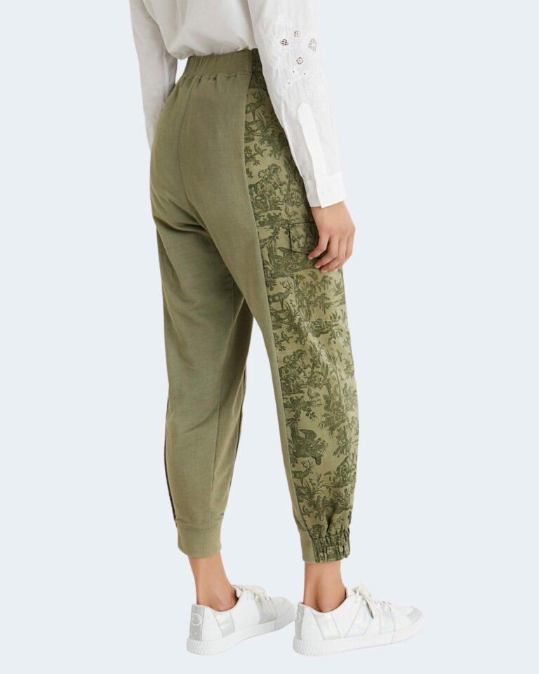 Desigual Pantaloni PANT MUMBAI 20WWPK01 - 2