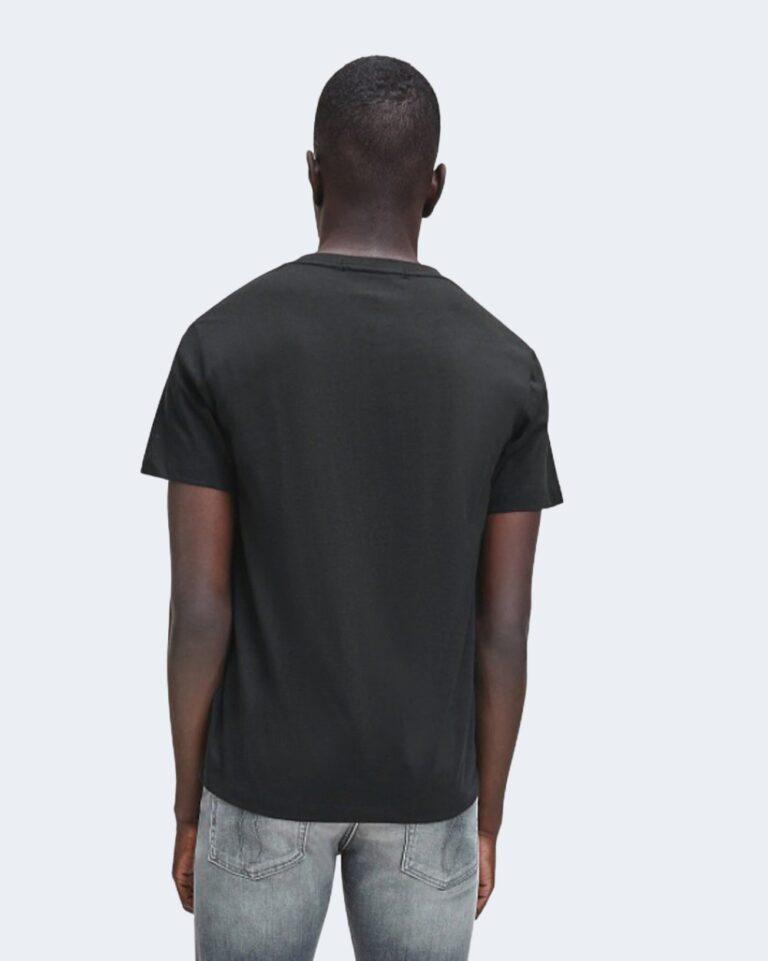 Calvin Klein Jeans T-shirt SHINY MONOGRAM SLIM S/S TEE J30J316485 - 2