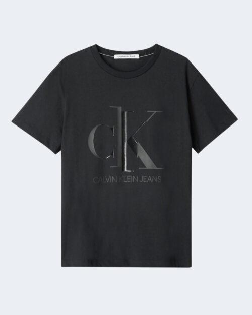 Calvin Klein Jeans T-shirt SHINY MONOGRAM SLIM S/S TEE J30J316485 - 3