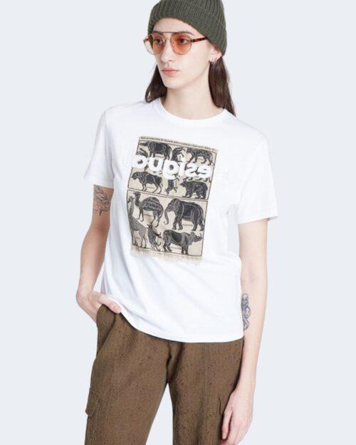 Desigual T-shirt Ts african animals 20WWTK23 - 1