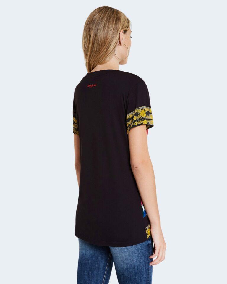 Desigual T-shirt TS MONTANA 20WWTK96 - 3