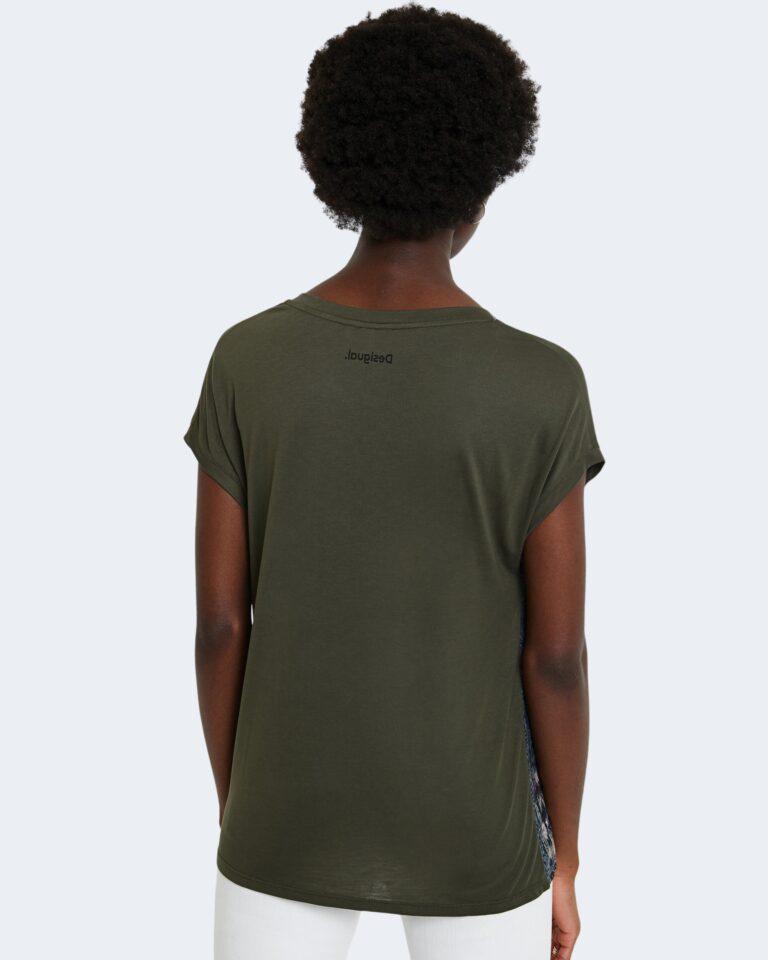 Desigual T-shirt TS ANUKI 20WWTKB9 - 3