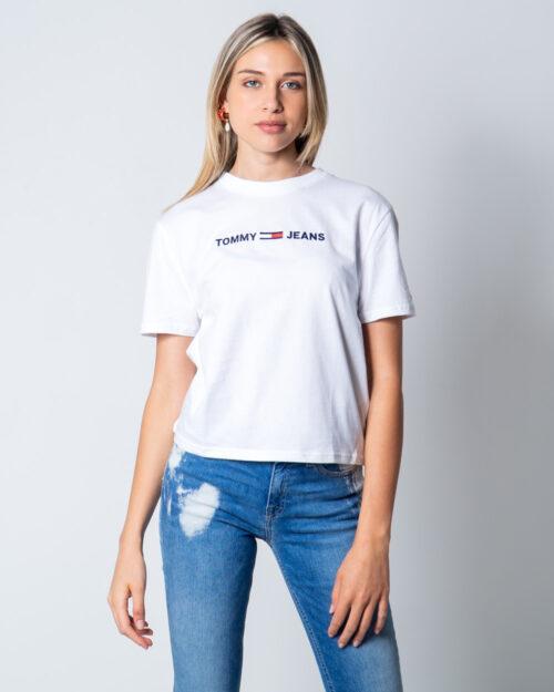 Tommy Hilfiger T-shirt TJW Modern Linear Logo tee DW0DW08062 - 1