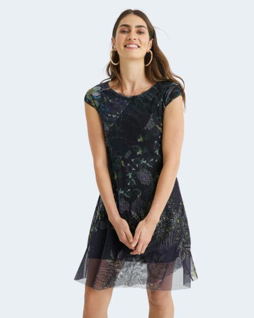 Desigual Vestito corto VEST HOUSTON 20WWVK61 - 1