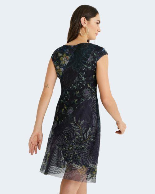 Desigual Vestito corto VEST HOUSTON 20WWVK61 - 3