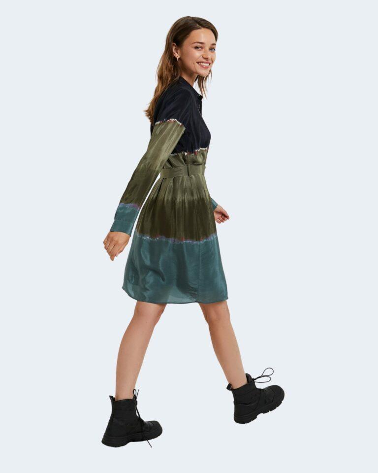 Desigual Vestito corto VEST TORONTO 20WWVW30 - 2