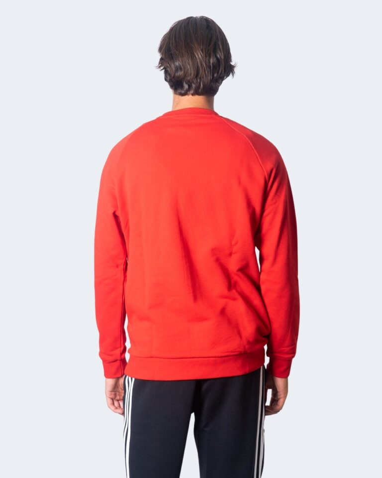 Adidas Felpa senza cappuccio TREFOIL CREW GD9926 - 2