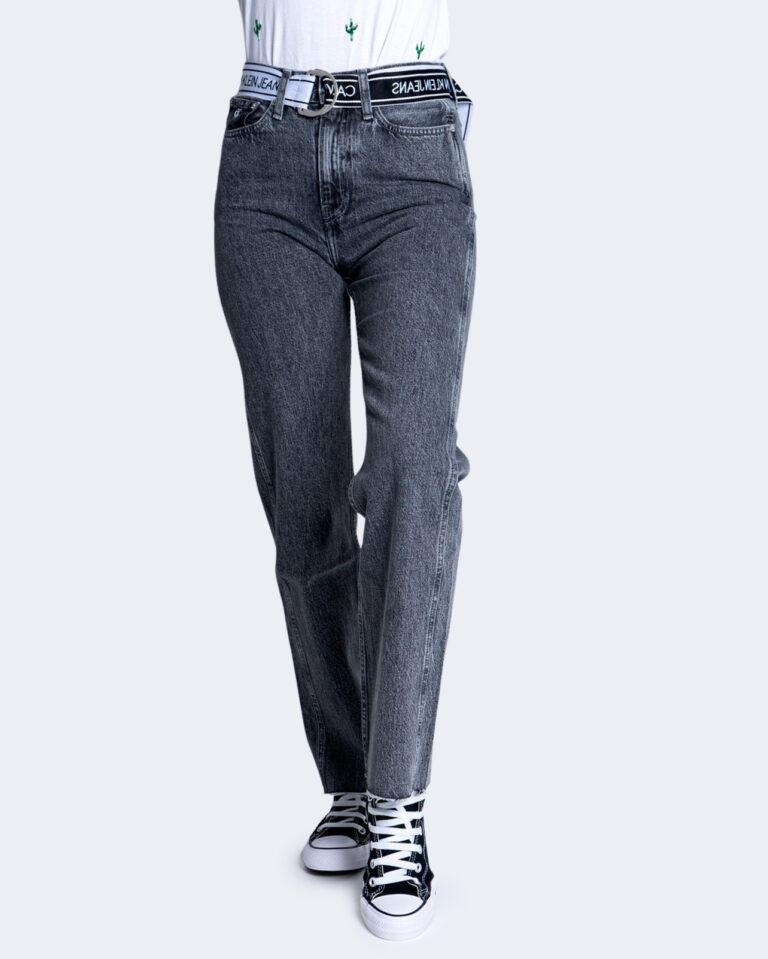Calvin Klein Jeans Jeans mom CINTA LOGO J20J214409 - 1
