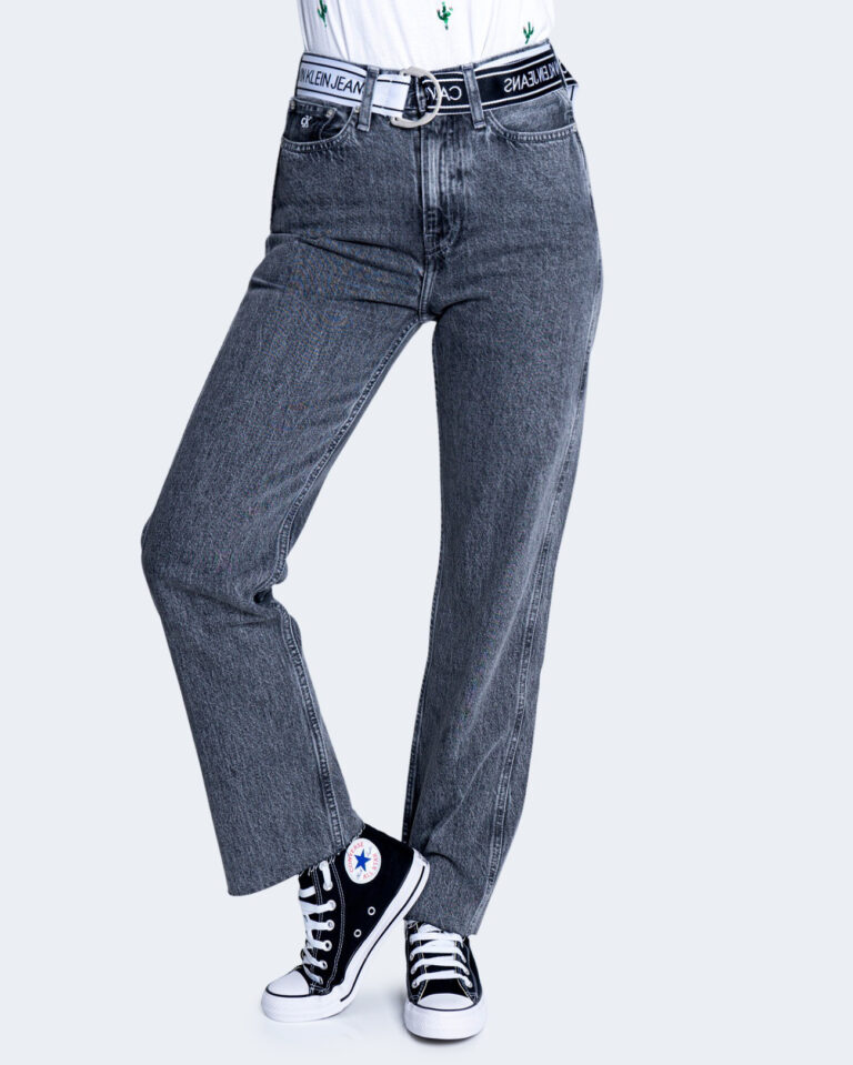 Calvin Klein Jeans Jeans mom CINTA LOGO J20J214409 - 2