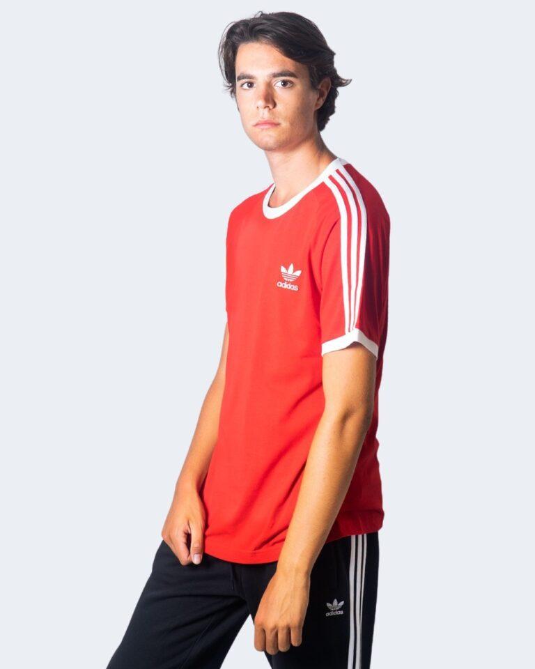 Adidas T-shirt 3-STRIPES TEE SCARLE GD9934 - 1