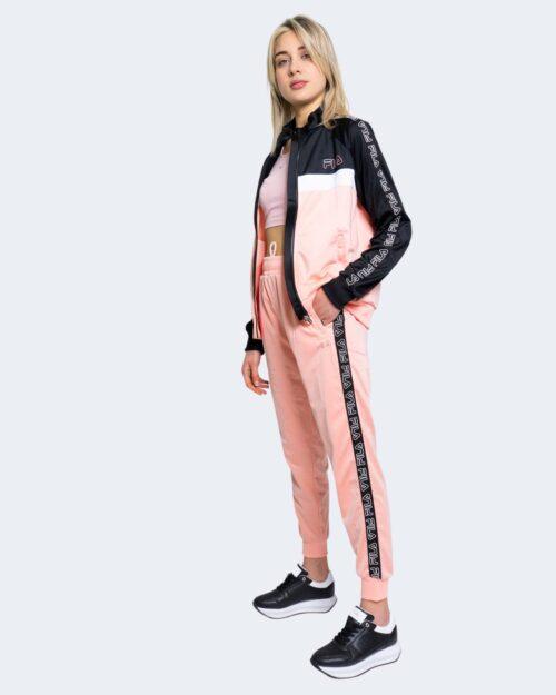 Pantaloni sportivi Fila JACOBA taped track Corallo – 64237