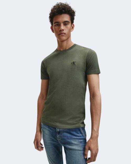 Calvin Klein Jeans T-shirt ESSENTIAL SLIM COLOR TEE J30J314544 - 1