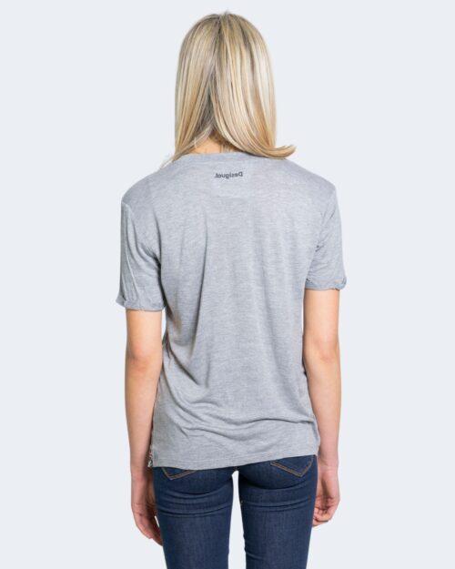 Desigual T-shirt TS ESTRASBURGO 20WWTKAN - 2
