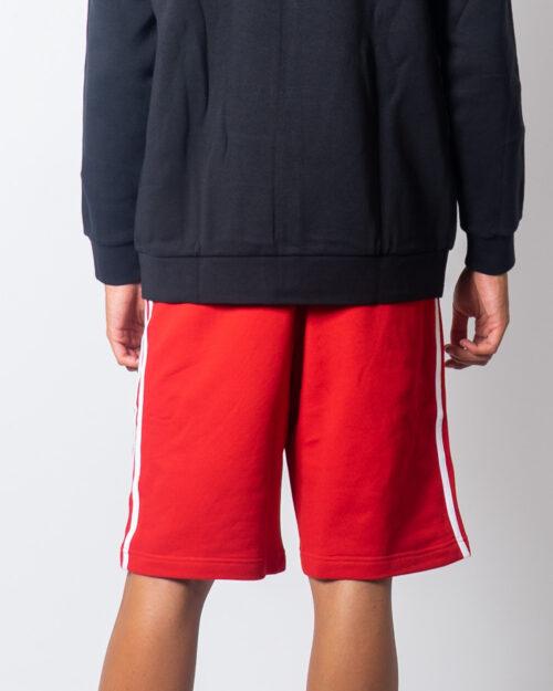 Bermuda Adidas 3-STRIPE Rosso - Foto 2