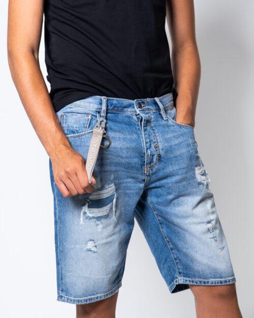 Shorts Antony Morato REGULAR LOKI Denim chiaro – 45386
