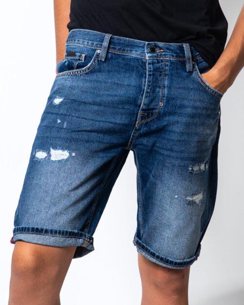 Shorts Antony Morato BAART SLIM Denim scuro – 45391