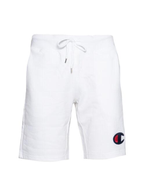 Bermuda Champion Pantaloncini con logo Bianco – 42544
