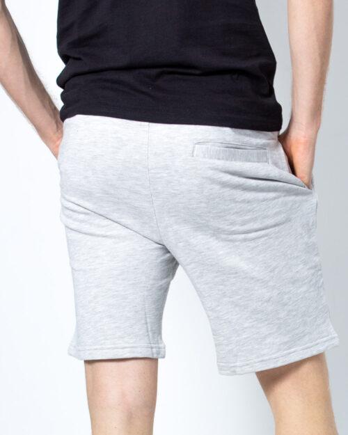 Shorts Fila ELDON SWEAT Grigio Chiaro - Foto 2