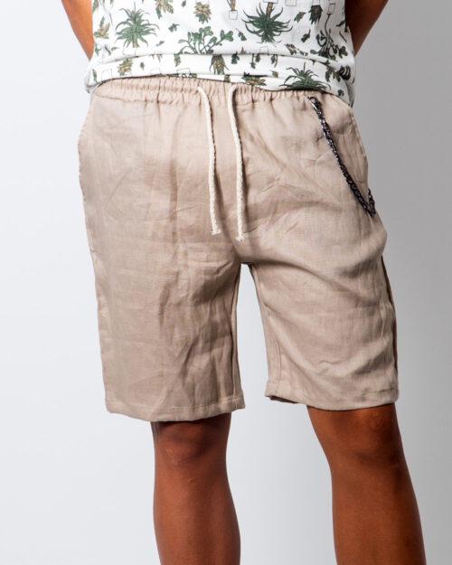 Hydra Clothing Bermuda LINO CORTO CON CATENA 5943 - 1