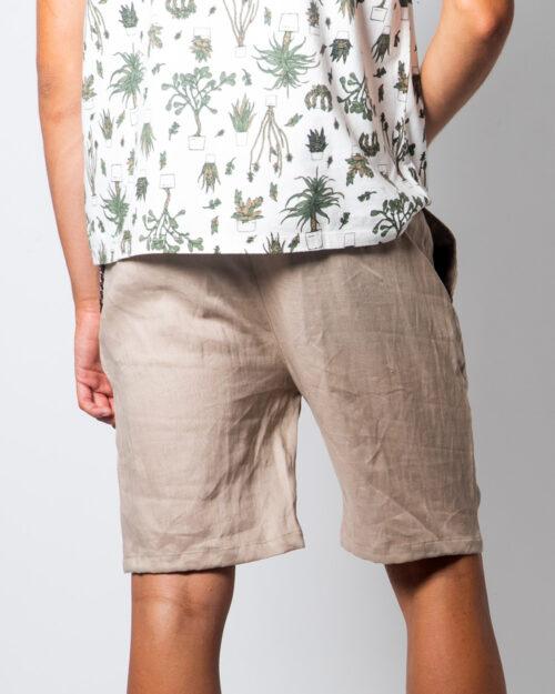 Hydra Clothing Bermuda LINO CORTO CON CATENA 5943 - 2