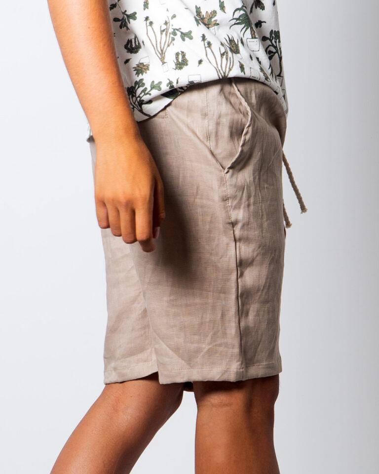 Hydra Clothing Bermuda LINO CORTO CON CATENA 5943 - 3