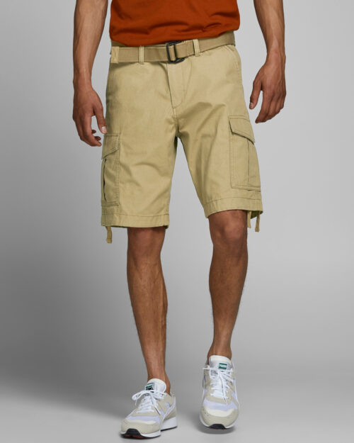 Shorts Jack Jones CHARLIE Beige scuro – 42086