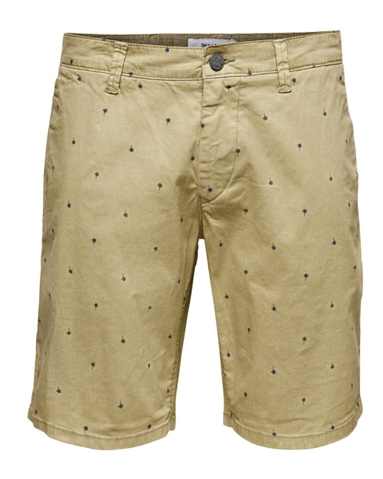 Shorts Only & Sons HOLM Beige - Foto 1