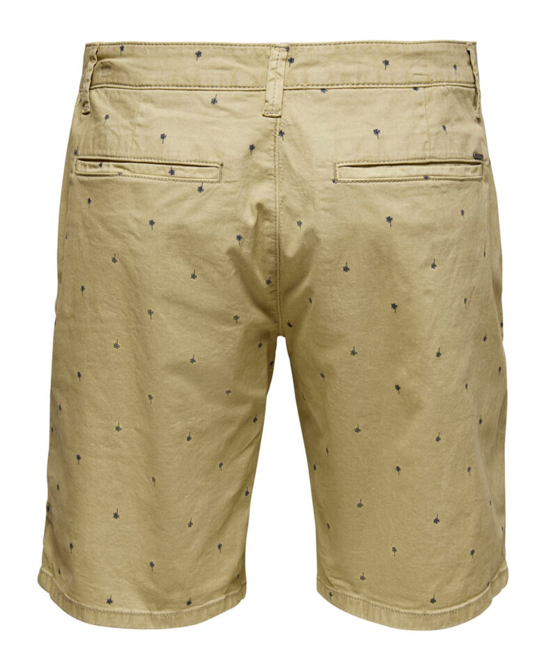 Shorts Only & Sons HOLM Beige - Foto 2