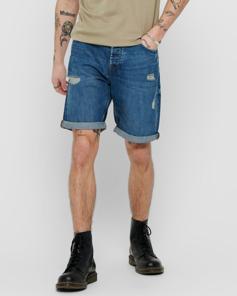 Shorts Only & Sons AVI Denim - Foto 1