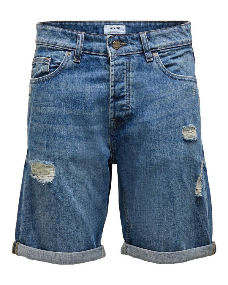 Shorts Only & Sons AVI Denim - Foto 2